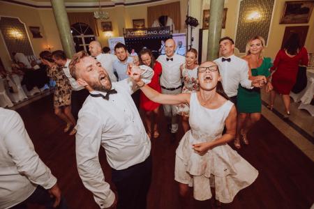 w4z14 agnes band oprawa muzyczna imprez / eventowy cover band zespol na wesele wroclaw dolny slask