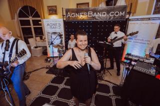 z9 agnes band oprawa muzyczna imprez / eventowy cover band zespol na wesele wroclaw dolny slask