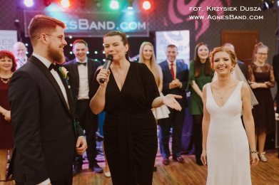 w6z1 agnes band oprawa muzyczna imprez / eventowy cover band zespol na wesele wroclaw dolny slask
