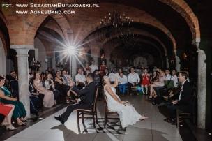 agnes band oprawa muzyczna imprez / eventowy cover band zespol na wesele wroclaw dolny slask